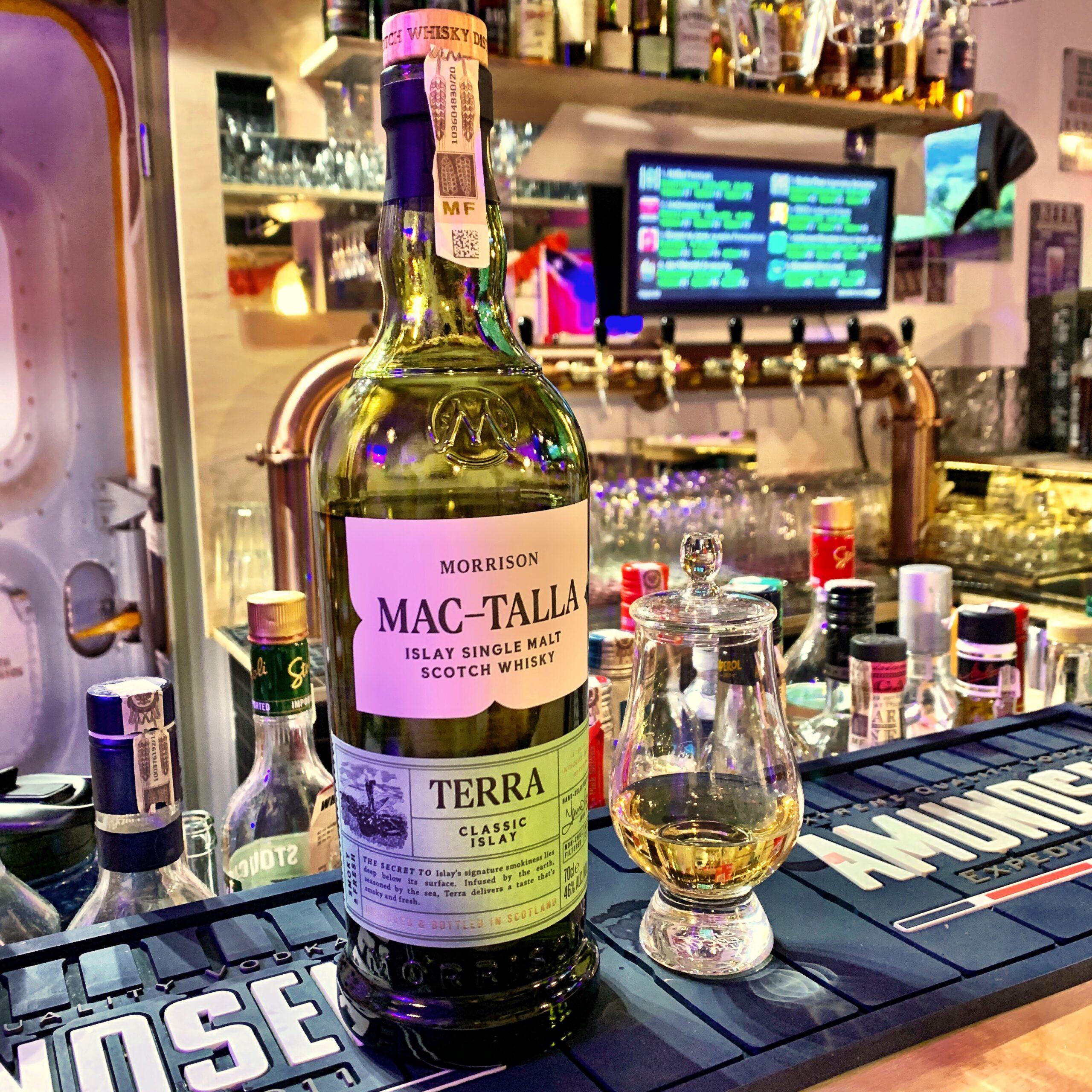 Mac-Talla Terra 46% - single malt whisky
